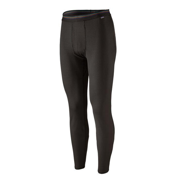 Patagonia Capilene Midweight Bottoms for Men Black