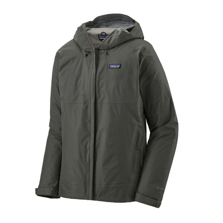 Patagonia Torrentshell 3L Jacket for Men Forge Grey