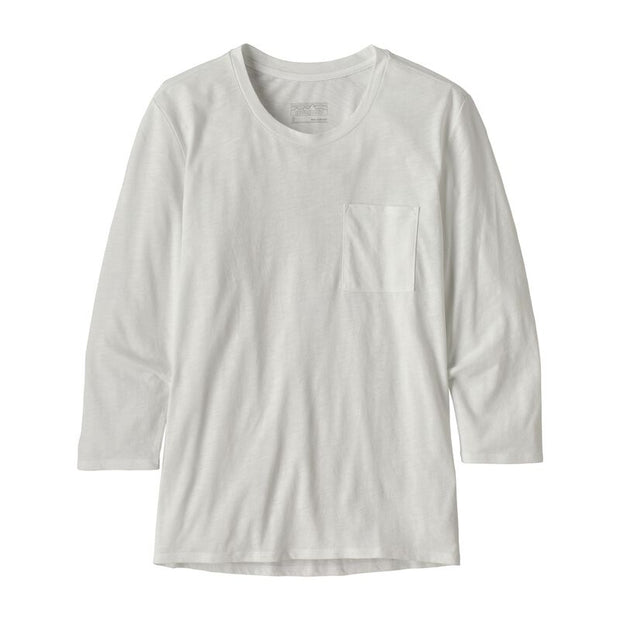 Mainstay 3/4 Sleeved Top for Women