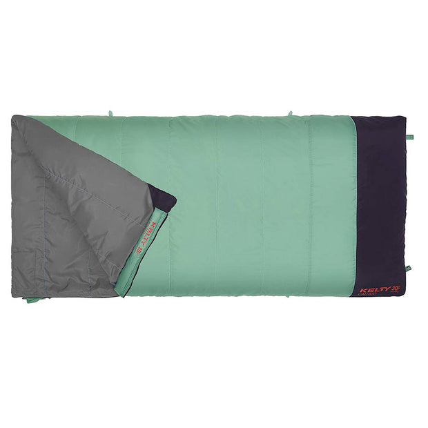 Kelty Callisto 30 Sleeping Bag for Women Malachite