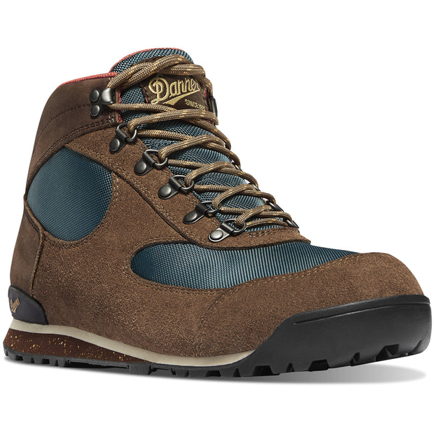 Danner Jag Dry Weather Boots for Men Brown Goblin Blue