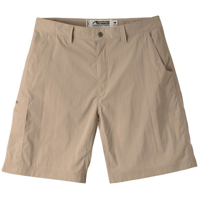 Equatorial Stretch Relaxed Fit Shorts for Men