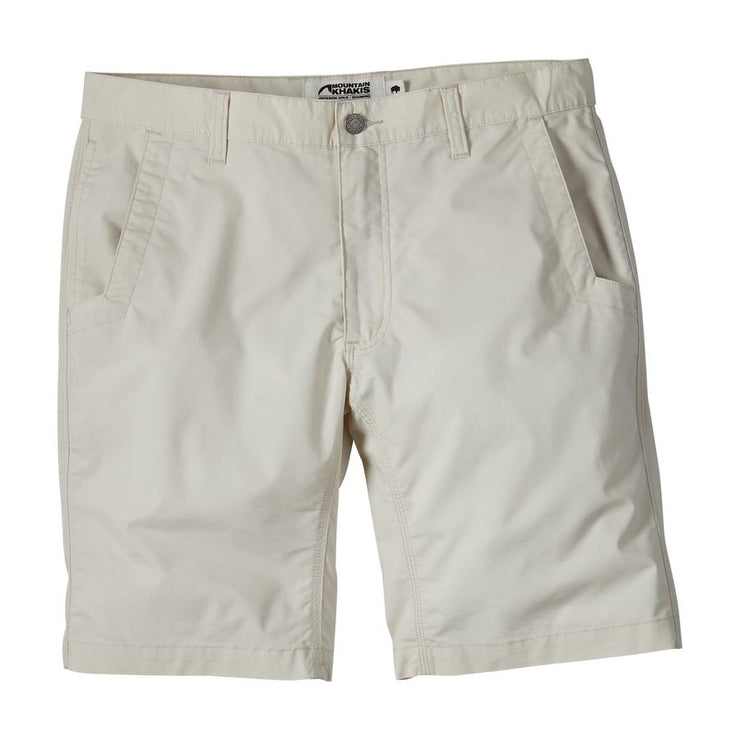 Stretch Poplin Slim Fit Shorts for Men