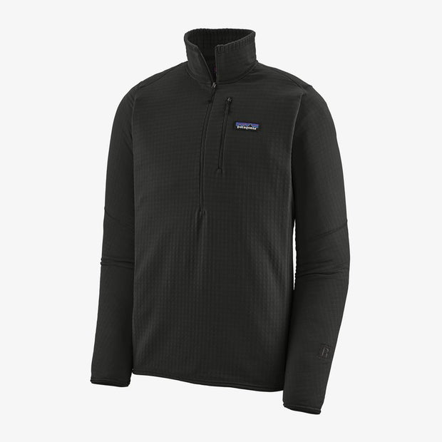 Patagonia R1 Fleece Pullover for Men Black