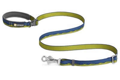 Ruffwear Crag Reflective Dog Leash Green Hills