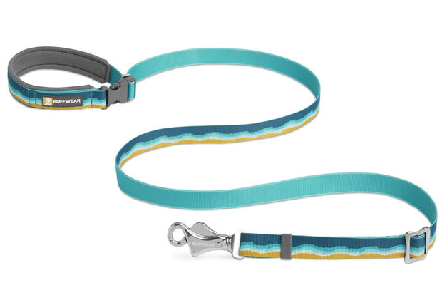 Ruffwear Crag Reflective Dog Leash Seafoam