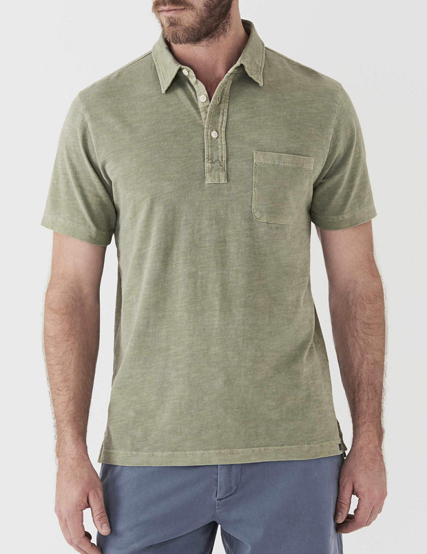 Sunwashed Polo For Men
