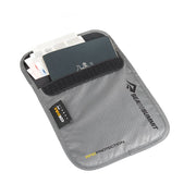 TRAVELLING LIGHT RFID NECK POUCH