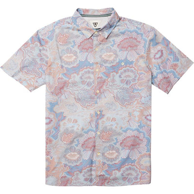 Vissla Canggu Short-Sleeve Shirt for Men Pog