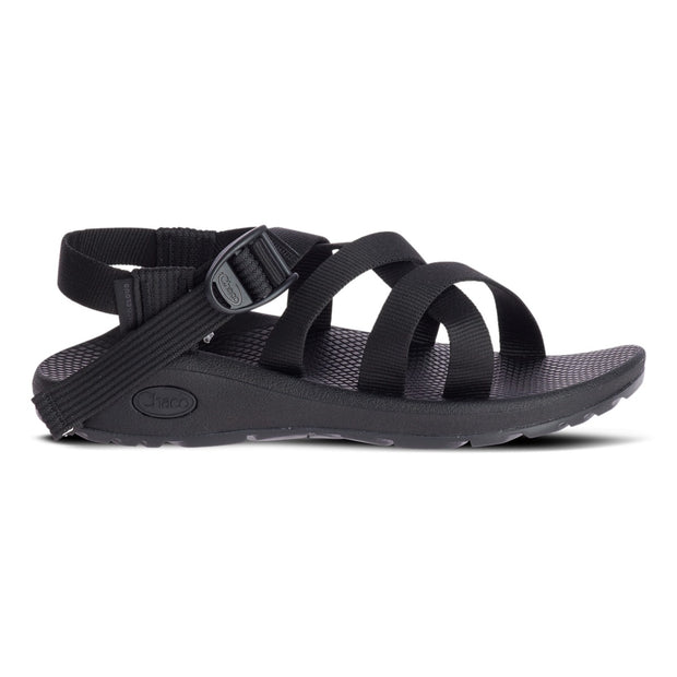 Chaco Banded Z/Cloud Sandals for Women Solid Black