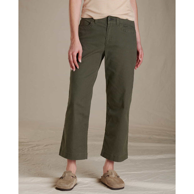Earthworks Wide Leg Pants for Women