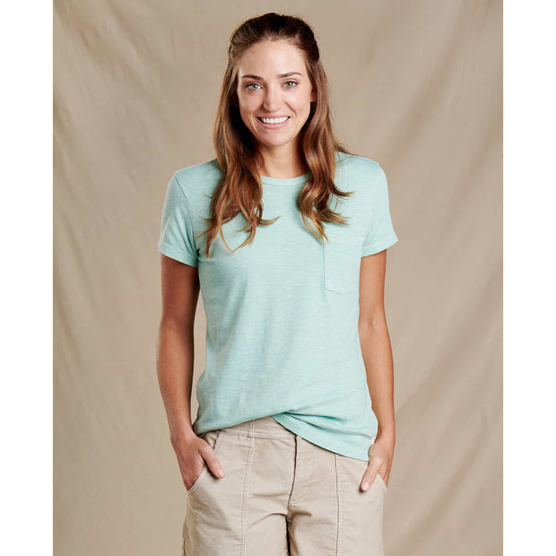 Primo Short Sleeve Crew Shirt for Women