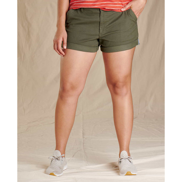 Earthworks Camp Shorts for Women