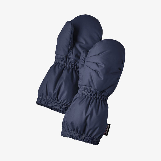 Patagonia Puff Mitts for Baby New Navy