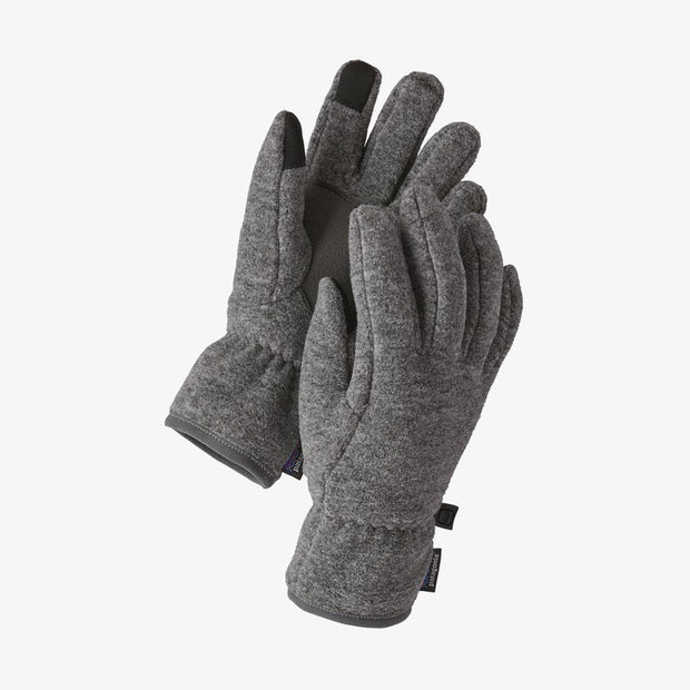 Patagonia Synchilla Fleece Gloves for Kids Nickel