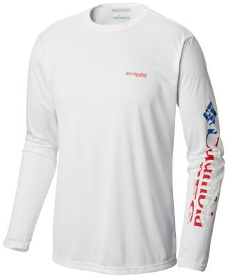 Terminal Tackle PFG Sleeve Long Sleeve Shirt for Men