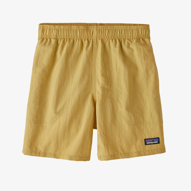 "Patagonia Baggies Shorts 5"" for Boys Surfboard Yellow"