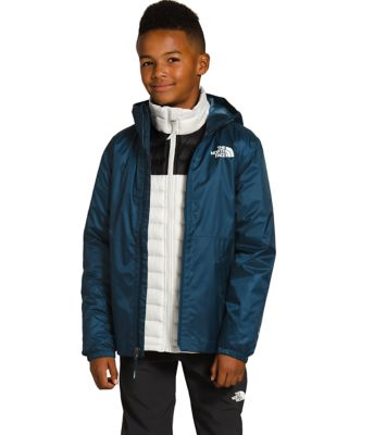 Zipline Rain Jacket for Kids