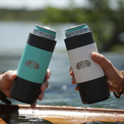 Non-Tipping Slim Can Coolers