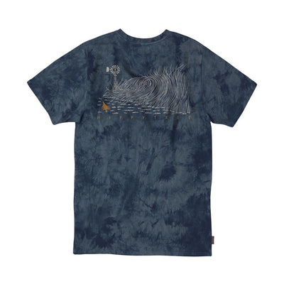 Windbreak Cloud Wash Tee for Men