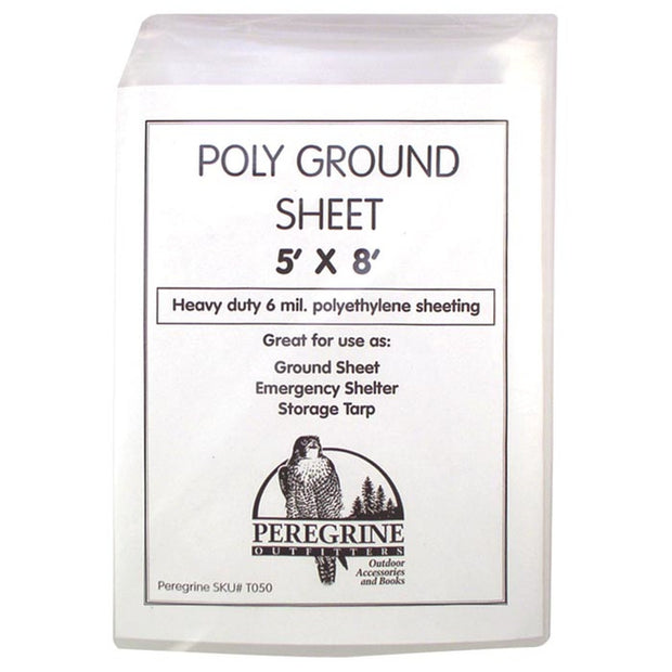POLY GROUND SHEET