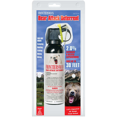 SABRE BEAR SPRAY WITH HOLSTER
