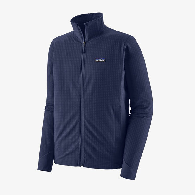 Patagonia R1 TechFace Jacket for Men Classic Navy