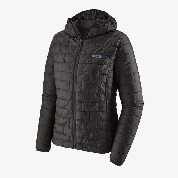 Patagonia Nano Puff Hoody for Women Black
