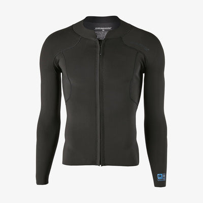 R1 Lite Yulex Front-Zip Long-Sleeved Top for Men