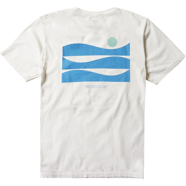 Surfrider New Horizon Upcycled Tee for Men