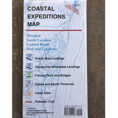 COASTAL EXPEDITIONs MAP