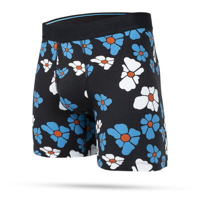 Stance Folly Wholester Boxer Briefs for Men Black