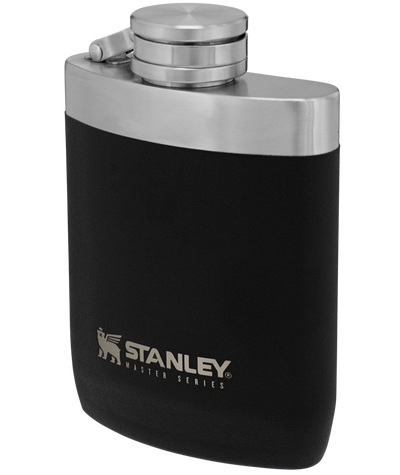 Stanley Master Unbreakable Hip Flask 8 oz. Foundry Black