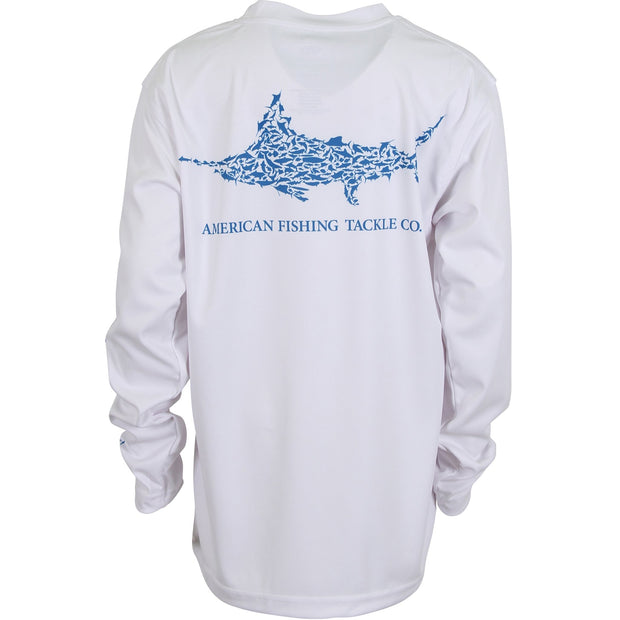 Jigfish Long Sleeve Performance for Boys