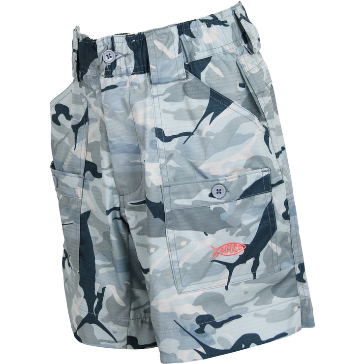 Camo Original Fishing Short for Boys