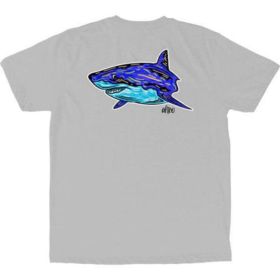 Boyshark Short Sleeve T-Shirt for Boys #color_athletic-heather