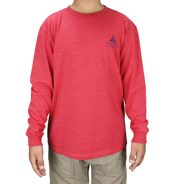 Youth Tall Tail LS T-Shirt