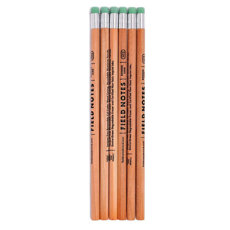 NO.2 WOODGRAIN PENCILS
