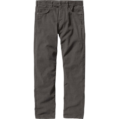 Patagonia Straight Fit Cords - Regular for Men Forge Grey with Forge Grey