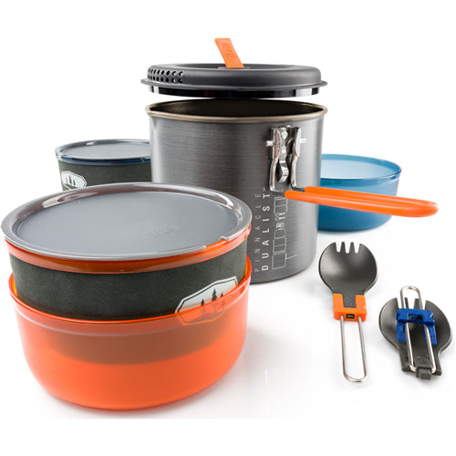 PINNACLE DUALIST II, TWO-PERSON COOKSET
