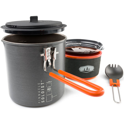 PINNACLE SOLOIST II, ONE-PERSON COOKSET