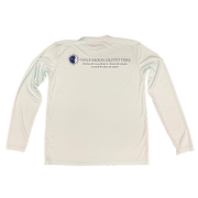 Half-Moon Outfitters Vapor Sun Protection Long Sleeve T-Shirt Seagrass