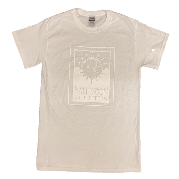 Half-Moon Outfitters Original Logo T-Shirt for TIE DYE