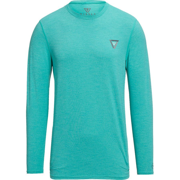 TWISTED LONG SLEEVE SURF TEE FOR MEN