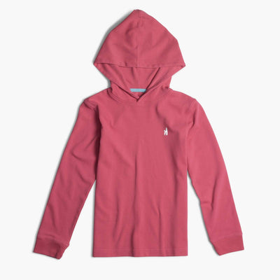BARREL JR. LONG SLEEVE HOODED T-SHIRT FOR KIDS