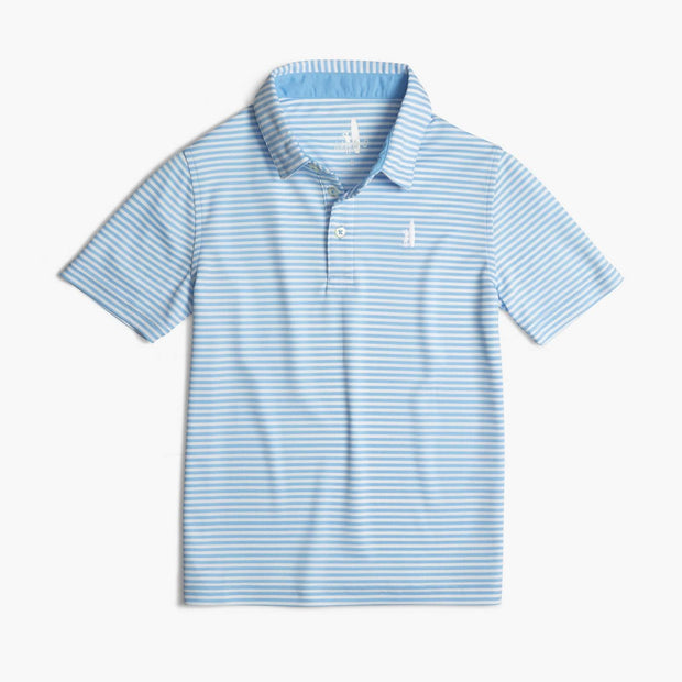BUNKER STRIPED JR. POLO SHIRT FOR KIDS