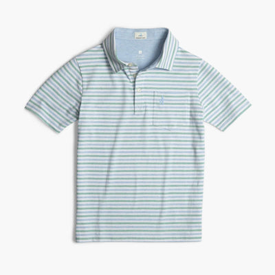 PALMETTO STRIPE ORIGINIAL JR. POLO SHIRT FOR KIDS