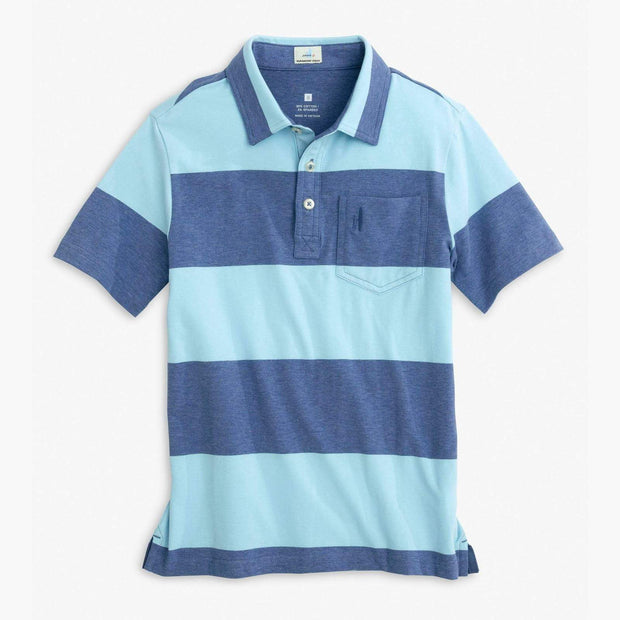PARKER STRIPE ORIGINAL JR. POLO SHIRT FOR KIDS