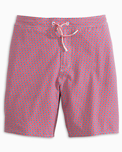 Johnnie O Karratha Half Elastic Swim Trunk for Men