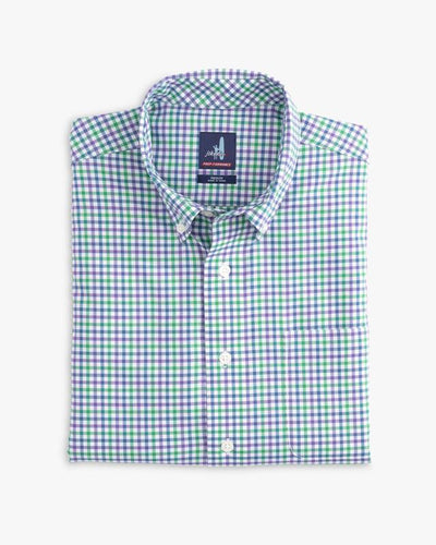 STAN PREP-FORMACE BUTTON DOWN SHIRT FOR MEN